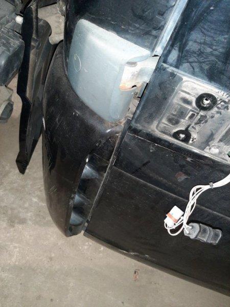 Дефлектор обтекатель кабины
