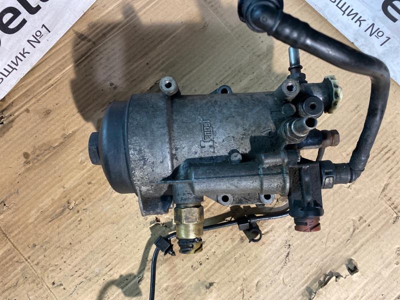 Корпус топливного фильтра
