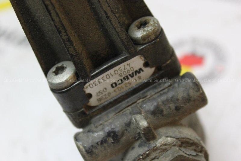 Регулятор давления (обратный клапан)