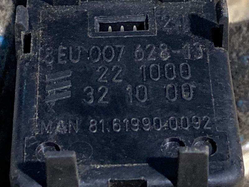 Блок управления отопителем (автономкой)