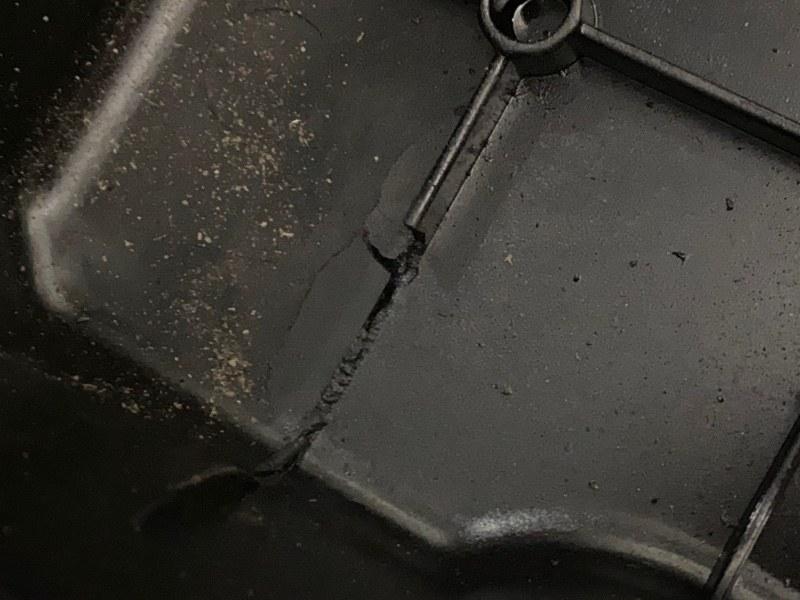 Крышка клапанная