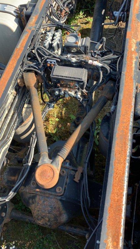 Чулок заднего моста (под V-образную тягу)