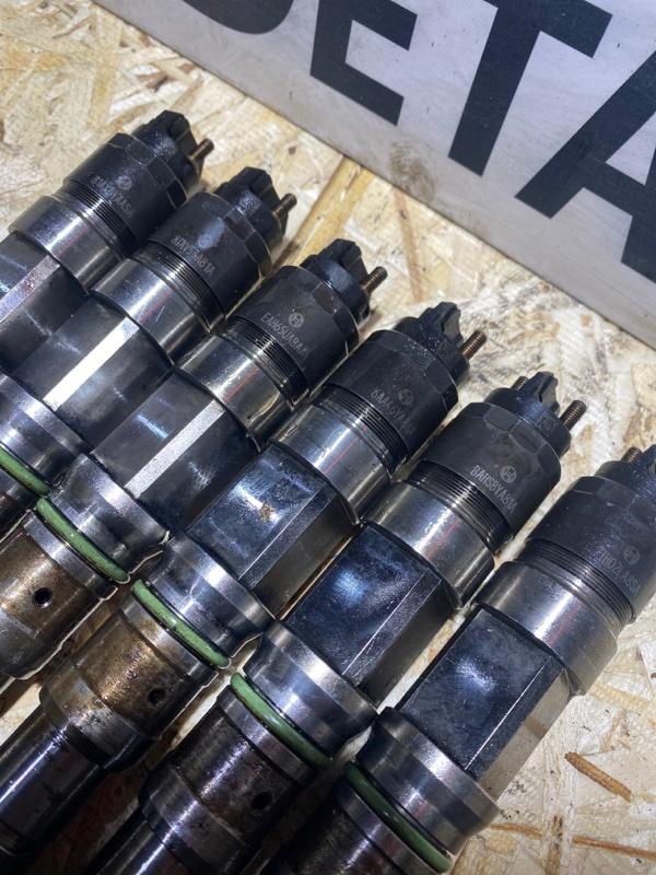 Комплект форсунок ( инжекторов )