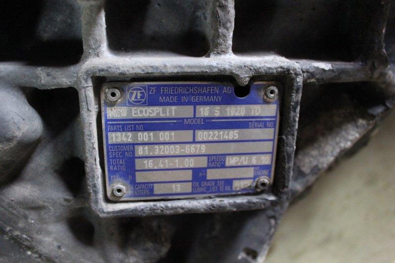 16S1920 TD Коробка