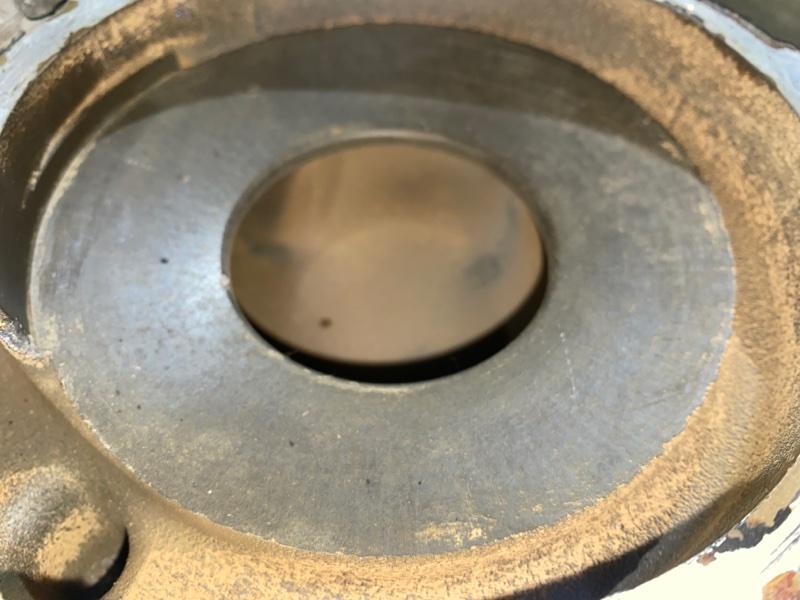 Корпус водяного насоса ( помпы )