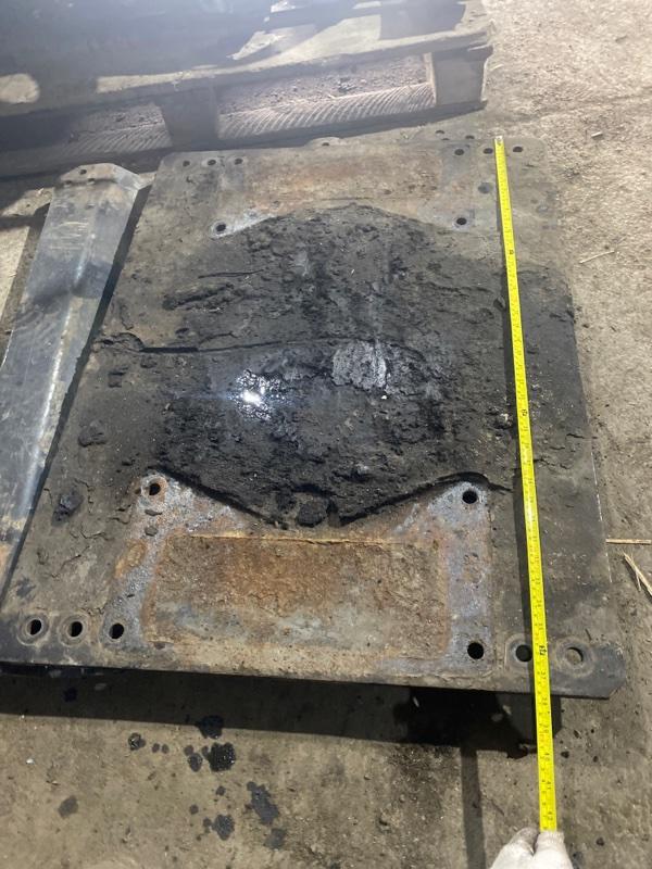 плита-проставка гребенка под седло