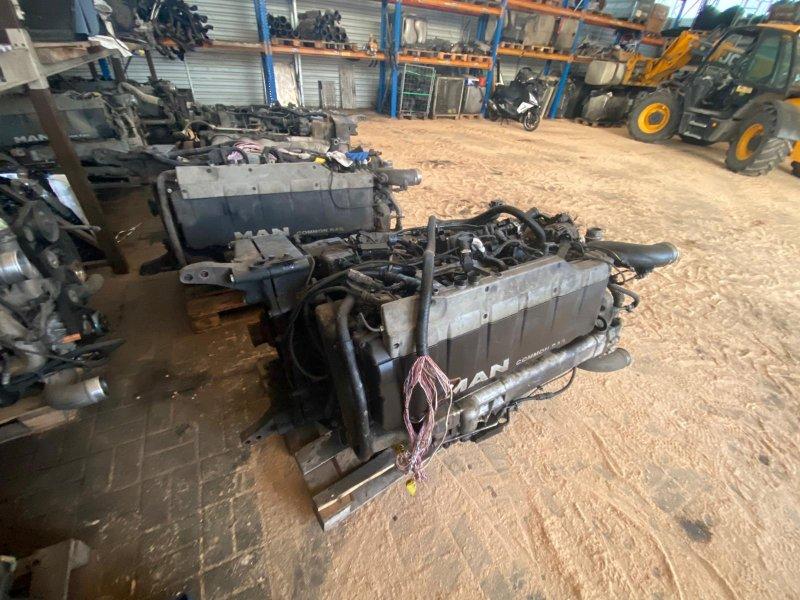 D2676LF01 Двигатель