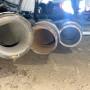 Патрубок водяного коллектора