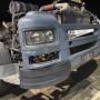 Бампер узкая кабина